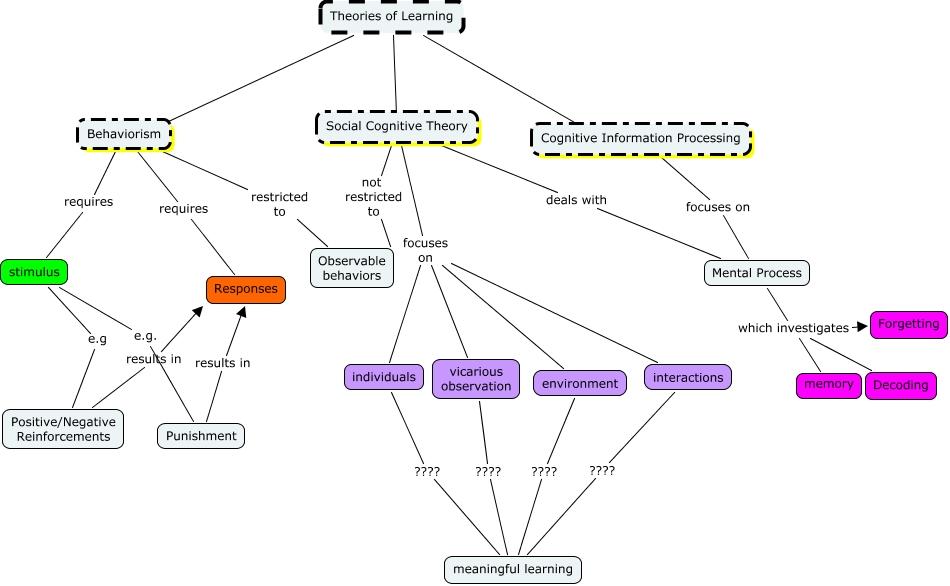 behavioural theories essay