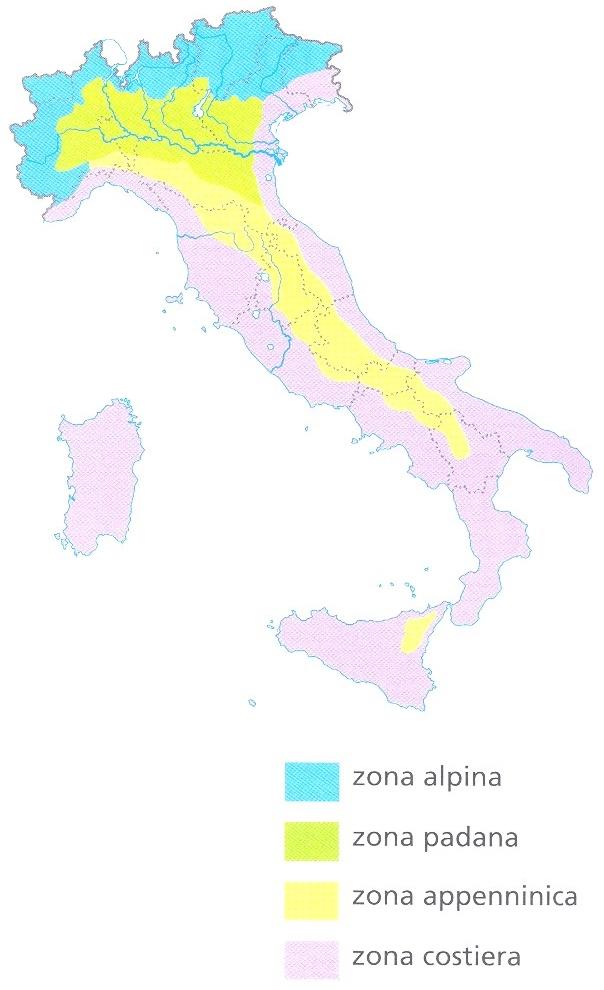 Italia Climatica Cartina.Ihmc Public Cmaps