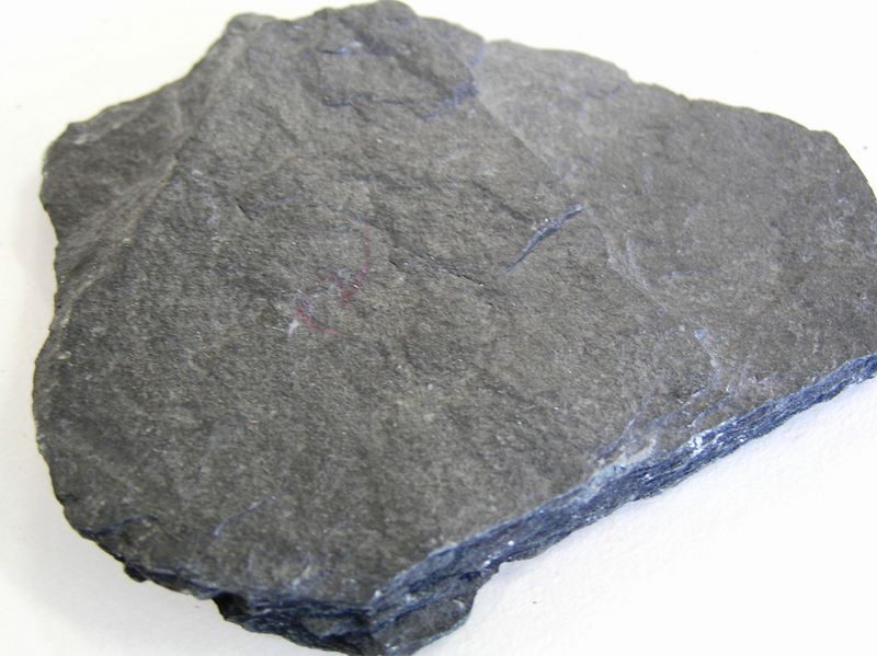 Tipos de rocas - Piedra de pizarra ...