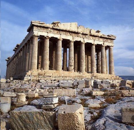 Los griegos como vivian los antiguos griegos Como eran las casas griegas