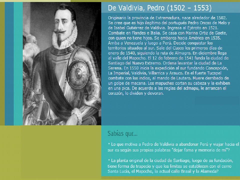 Expedici n de valdivia - Pedro piqueras biografia ...