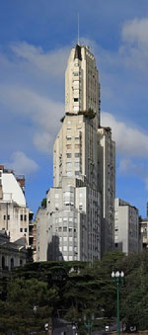 Arquitectura vanguardia que movimiento de arquitectua for Art deco hotel buenos aires