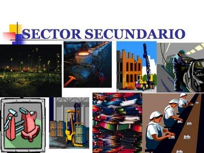 desarrollo sector secundario: