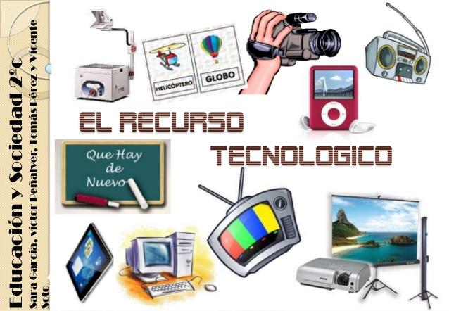 Recursos Didcticos y Tecnolgicos
