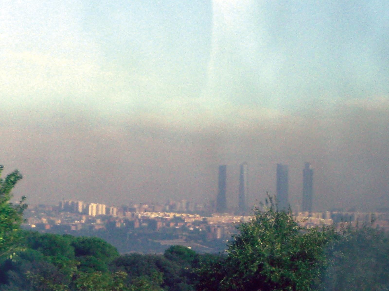 Efectos del smog fotoquimico en la salud humana