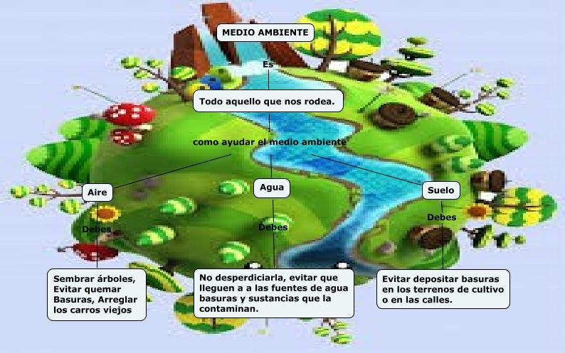 Medio ambiente c mo cuidamos el medio ambiente - Como humidificar el ambiente ...